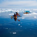 Sea kayaking in the polar regions with One Ocean Expeditions