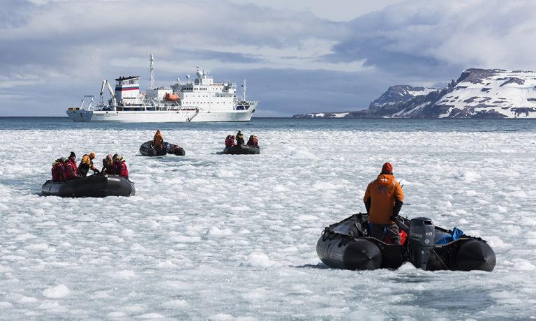 Antarctica, Turret Point