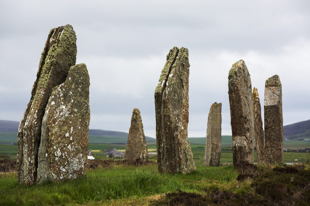 Callanish Stones on the North Atlantic voyage with One Ocean Expeditions