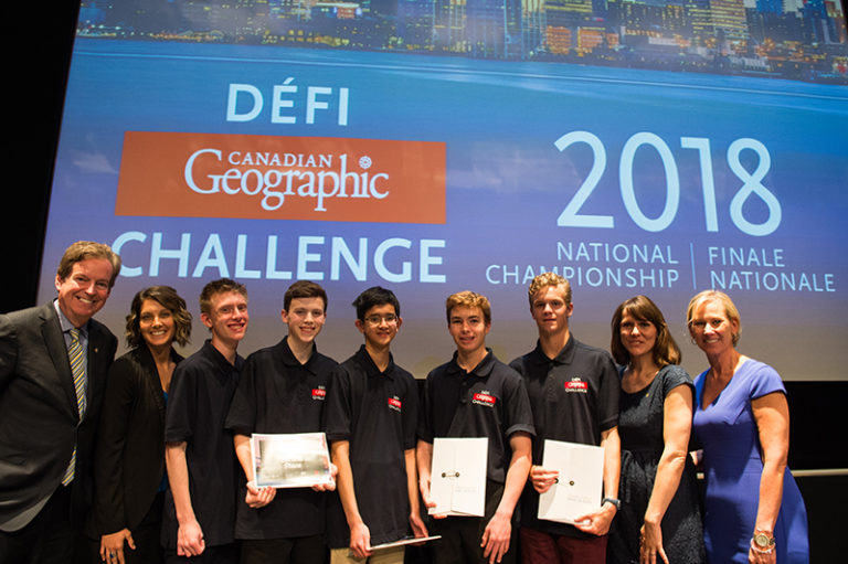 Can Geo Challenge 2018. Photo by Lindsay Ralph