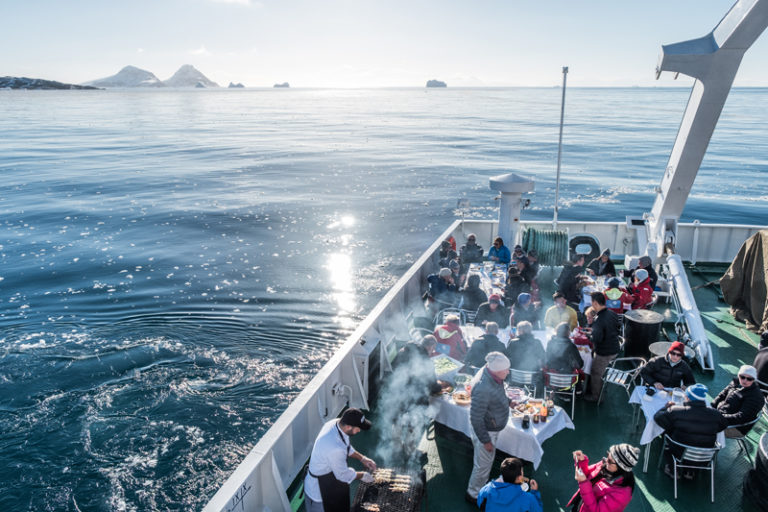 BBQ onboard