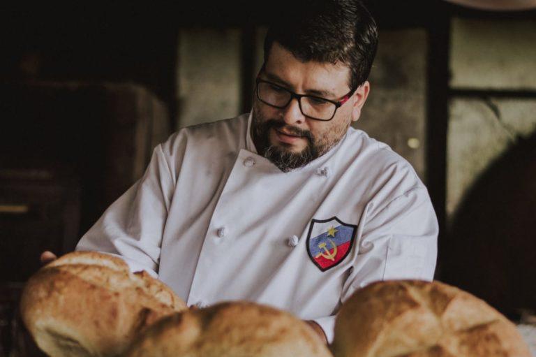 Chef Diego Martin Espeche