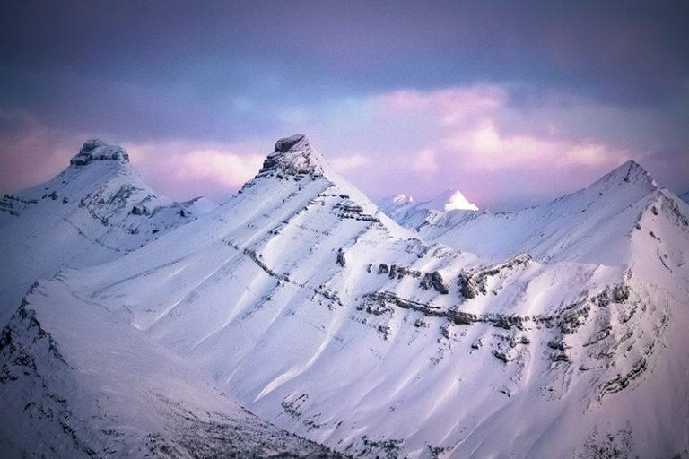 Stunning mountain range. Photo: Kahli