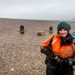 One Ocean Expeditions staff member Katie Murray
