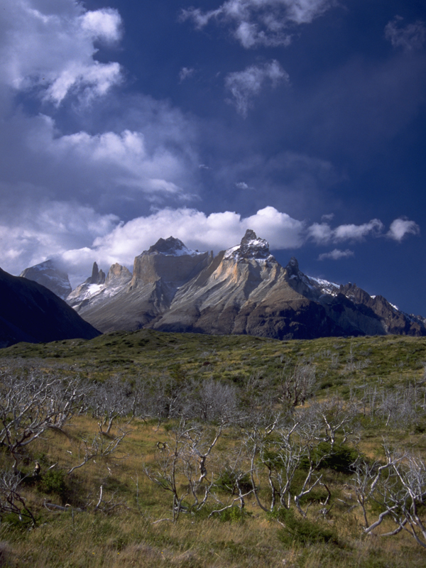 A view of the Cuernos of Paine. Photo: Jacqueline Windh.