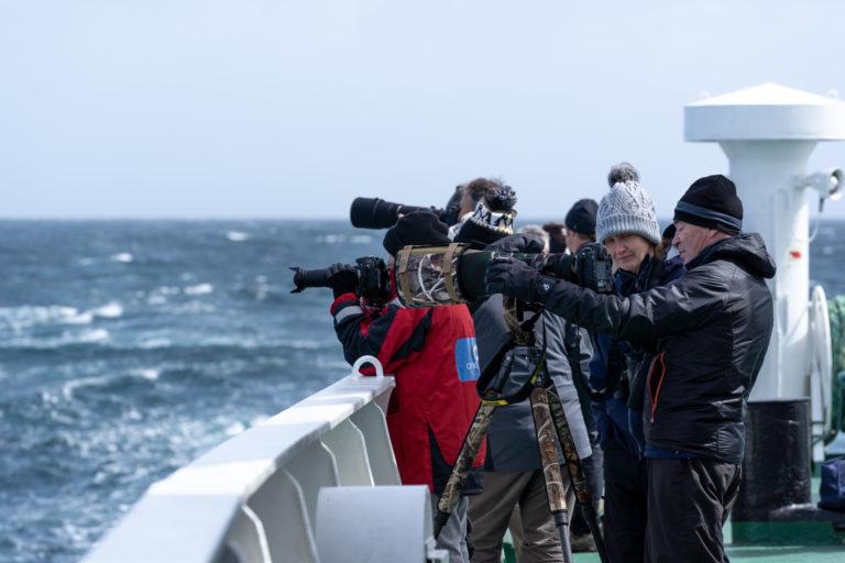 Sailing to South Georgia onboard Akademik Sergey Vavilov