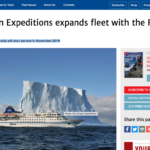 One Ocean Expeditions news