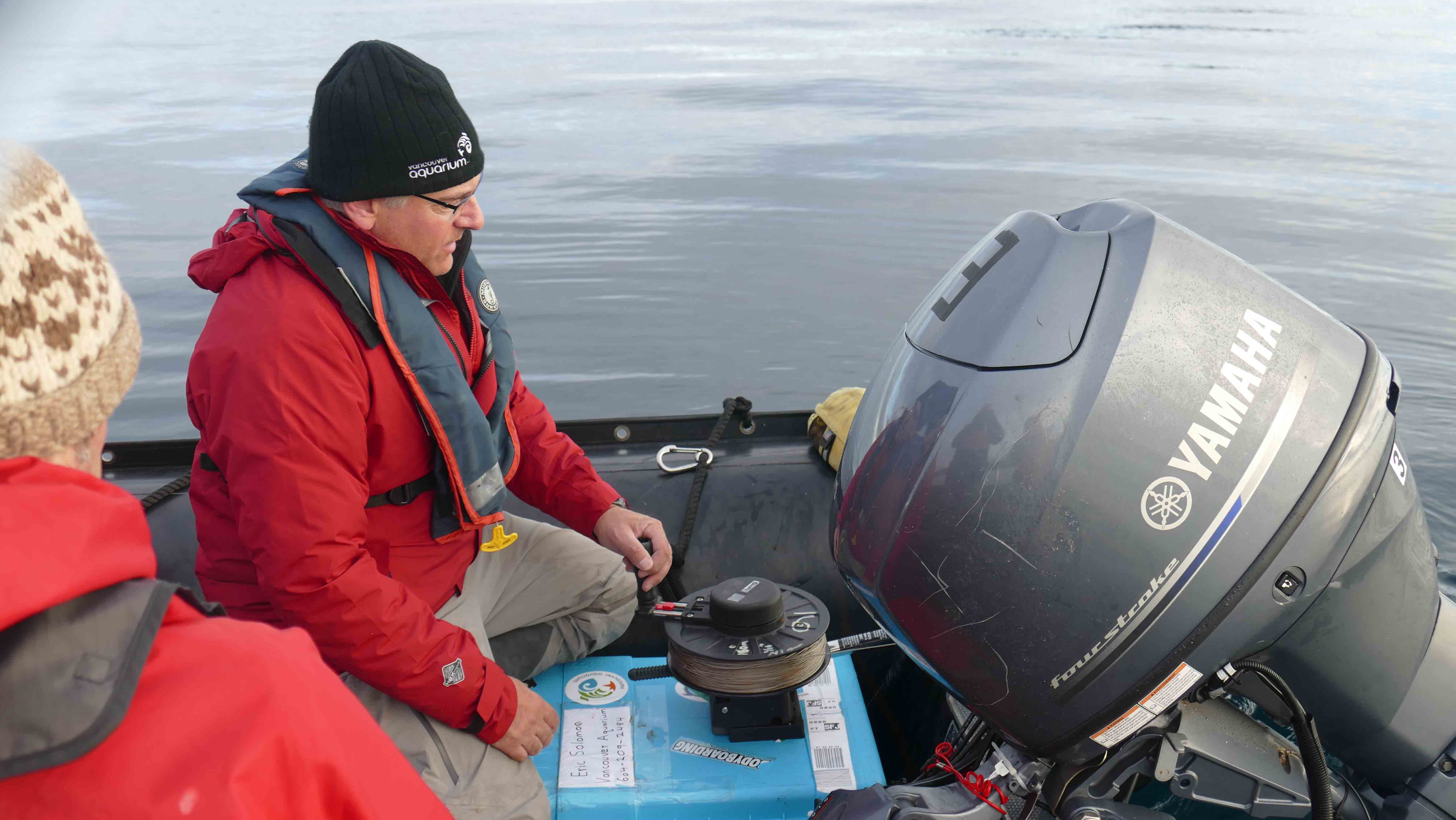One Ocean Expeditions supports citizen science projects in the Arctic.