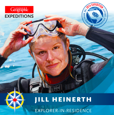 RCGS Explorer in Residence and OOE Special Guest