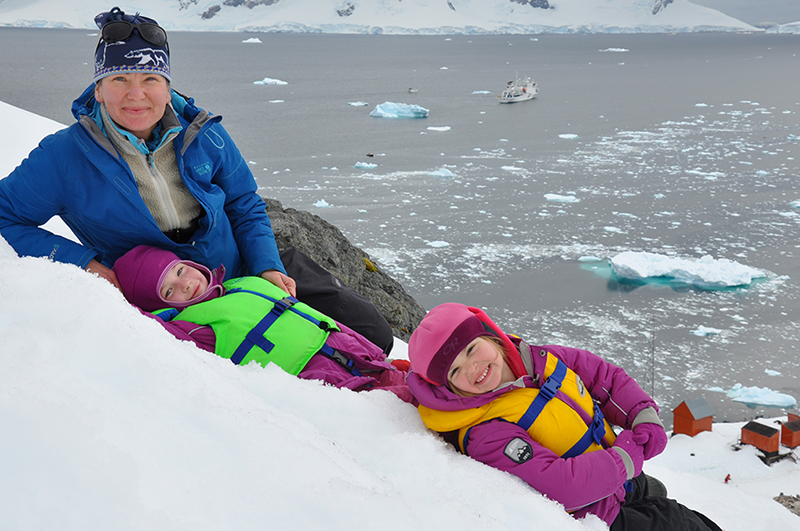 Chistmas in Antarctica