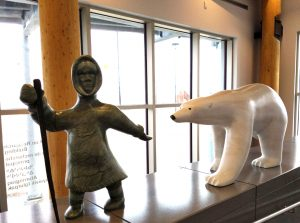 Inuit Art signifying transfer of knowledge