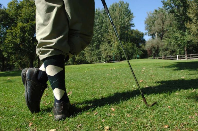 Scottish Golfer